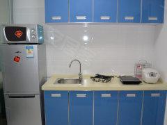 厨房 厨房的设计很简单,面积需小但也齐全 洗菜槽 工作台等