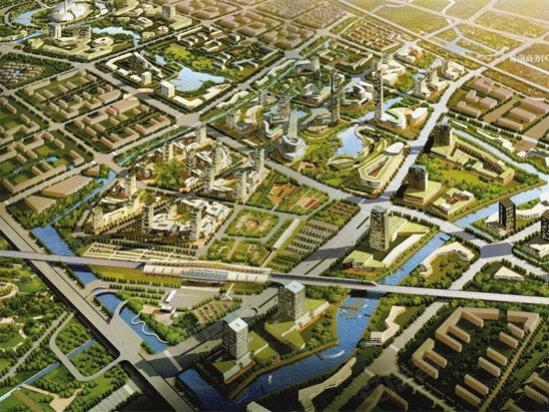 松江新城未来规划