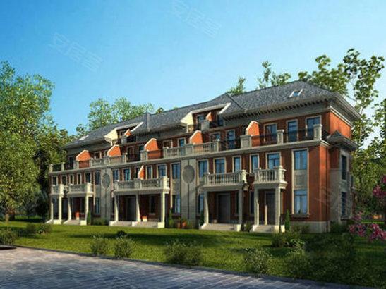 在售3层联排别墅总价450万元