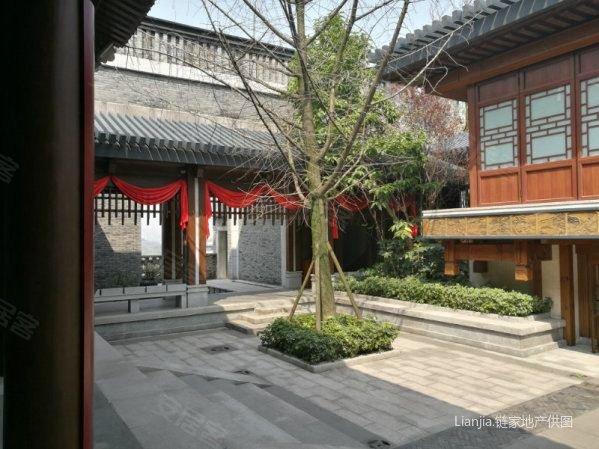 【多圖】重慶中式園林四合院別墅帶恒溫游泳池占地5