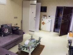 万洲花园二期 温馨1房出租1400/月 家具齐全 拎包入住
