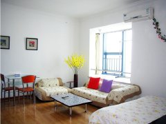 专属的起居室,专属的厨卫空间。有的只是最私密的舒心生活。