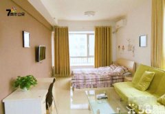 新百华强公寓,低价出租,无,精装修,家具家电齐全