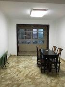 泉山区翡翠城,中等装修两室,有洗衣机,热水器,空调