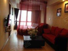 整租,绿城玫瑰园,1室1厅1卫,54平米