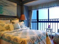 东部蔚蓝海岸两房出租 家私齐全 小区环境优美 价格实惠
