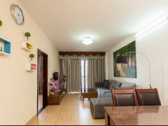 整租,水岸蓝庭,1室1厅1卫,36平米,押一付一