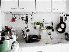 天谛公寓,可月付,短租 精装 拎包入住,1室1厅押1付1。