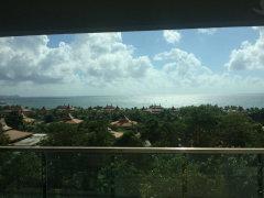雅居乐清水湾瀚海银滩2房低价出租,南北通透,一线海景,环境好