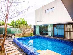 半山半岛独栋别墅私人泳池花园可办派对