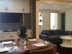 银地绿洲  欧式装修2房  家私家电全齐 拎包入住