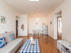 整租,国际新城,1室1厅1卫,45平米,