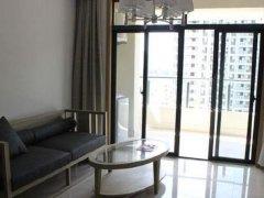 整租,晟大海湾城,1室1厅1卫,48平米