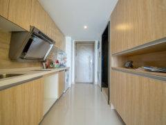 整租,沁莲公寓,2室2厅1卫,97平米,