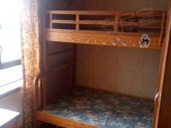 装修干净、民安大夏3室2厅95平米中等装修押二付一