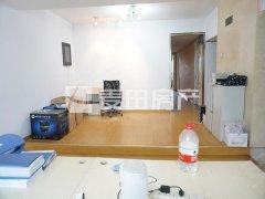 高使用率3居 卧室宽大敞亮 可居家可办公 已收拾好拎包入住