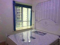 中天国际两居室精装房便宜出租了!