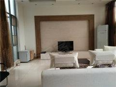 世纪城 三利宅院精装办公空房  带部分家具家电 有空调