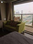 整租 安泰尚城,1室1厅1卫,55平米,押一付一