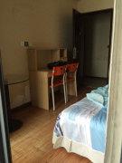 中庚城 精致单身公寓。独阳独厨 室内淋浴房。价格美丽