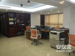 德明合立方全新豪华装修写字楼 289方租金9500一月 超值
