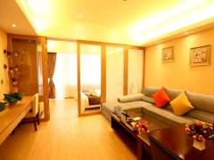 南湖苑1室1厅1卫,押一付一,精装修。