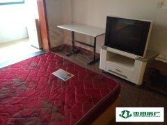 H江大对面 名仕佳园一室一厅公寓出租 设施齐全 价格便宜