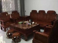 市政府 中海3房精装修租3500