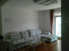 福海城精装修 三室出租。