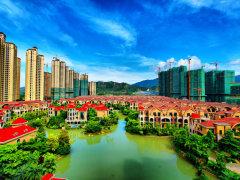 《龙光城》1200精装两房家私可配《人工湖旁》商业综合体旁