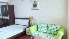 佳兆业一室一厅舒适居家,朝东看日初,清洗空气,高楼层