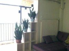 阳光100 精装公寓 复式上下两层带全套家具家电