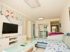 整租,合友花园,1室1厅1卫,36平米,押一付一