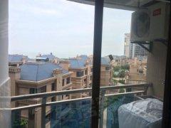 二中机场附近 单身公寓 源昌鑫海湾 采光景色极佳