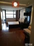 颐高广场新文化精装公寓拎包入住