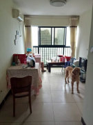 解放碑卡萨国际公寓位于一号桥旁正规两室温馨舒适拎包入住
