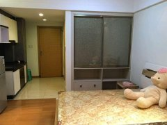 整租,翠屏南园,1室1厅1卫,45平米,带家具,房租月付