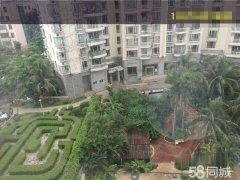 耀江花园1房1厅带家具家电出租 1800元