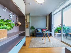 整租,鲁兴欣苑太白东路,1室1厅1卫,54平米