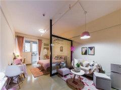 整租,长城路新城国际,1室1厅1卫,58平米,