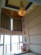豪装复式江景三房 高端小区金色屋顶可做美容室可居家