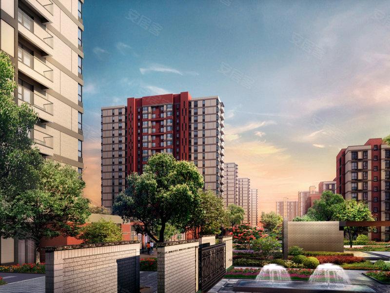 新中式园林景观 中粮万科长阳半岛社区实景展示