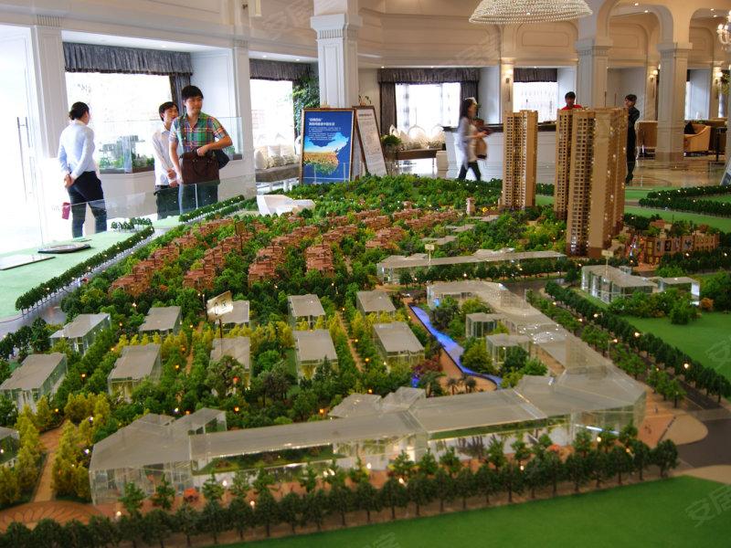 中信新城规划图 高清图片