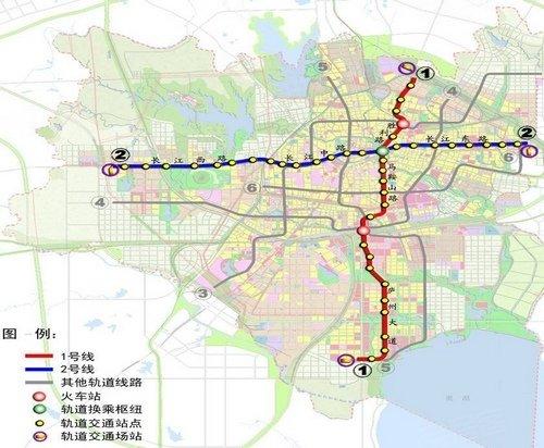 合肥地铁1号线明年全面开工 盘点沿线楼盘最新动态图片