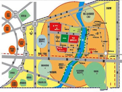 5600元/㎡买准地铁房 论明新国际新城的高性价比?